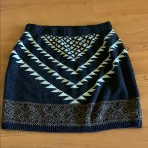 Maurices Sweater Skirt
